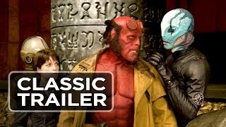 Hellboy 2: The Golden Army (2008) Official Trailer #3 - Guillermo del Toro Movie