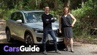 Mazda CX-5 Akera 2016 review   Torquing Heads video