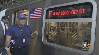 New Express F Train Subway Service Now Running From Manhattan To Coney Island