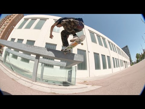 Primitive Skate | The Pendleton Zoo Video