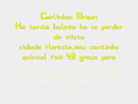 Let Me Take You To Rio Ester Dean Feat Carlinhos Brown (lyrics) video