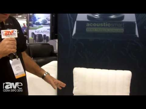 CEDIA 2015: Acoustic Smart Introduces New Dual-Motorized Chair