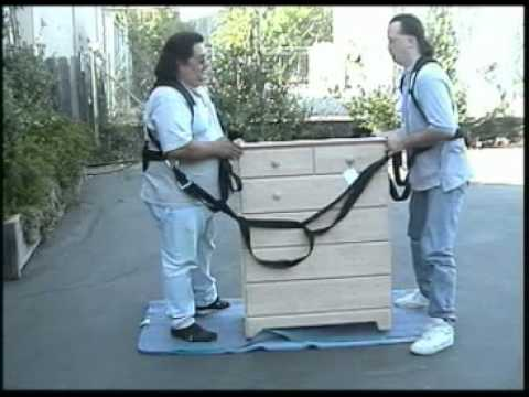 0 Grip system moving straps furniture
