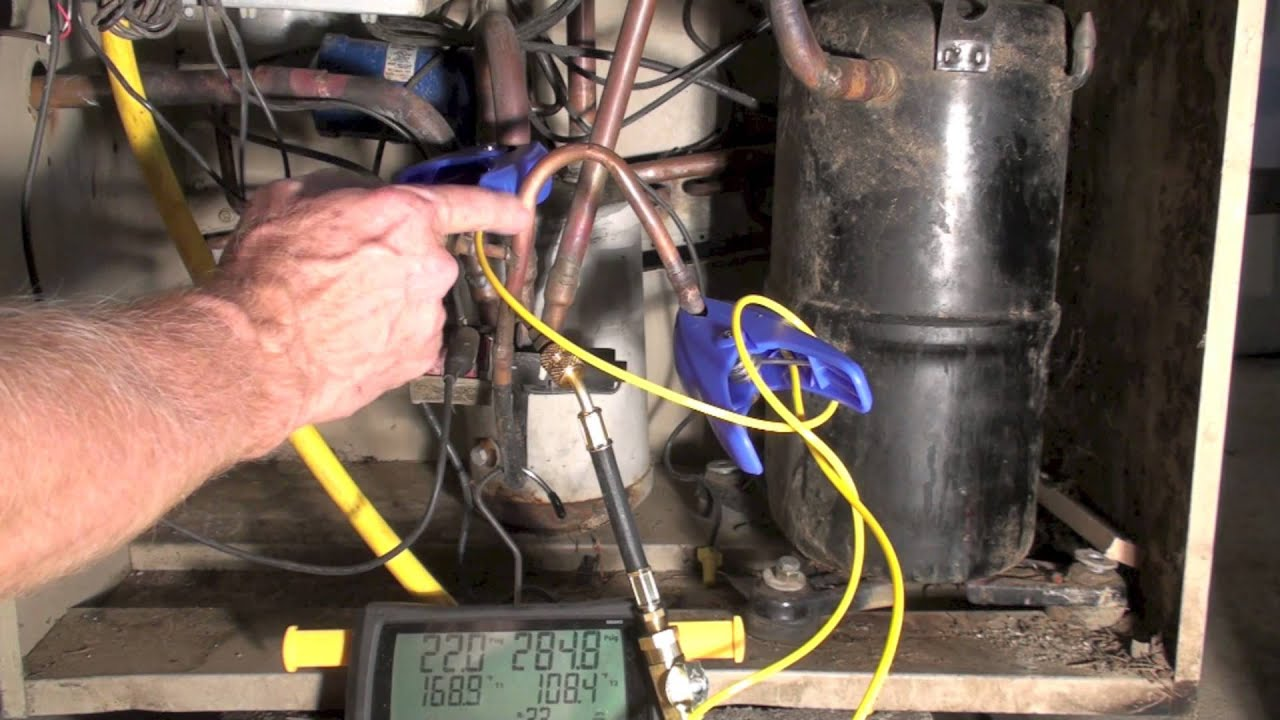 Diagnosing The Stuck Hvac Reversing Valve Youtube