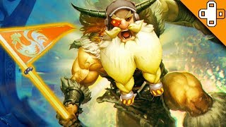 THORBJORN, GOD OF LIGHTNING! Overwatch Funny & Epic Moments 413