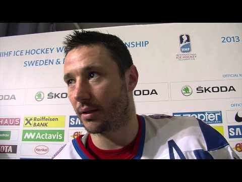 Slovakia v Russia Post Game Comments