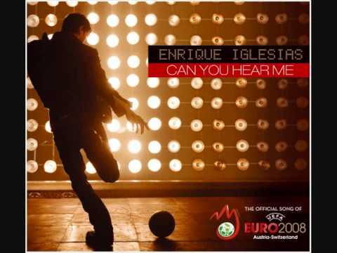 Enrique iglesias - Can you hear me (Remix / Edit)