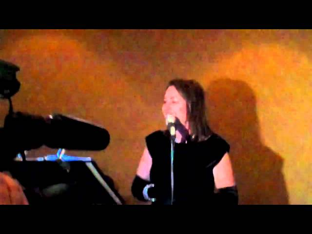 Leann Albrecht / Singing &quot;Unforgettable&quot; w/ Carl