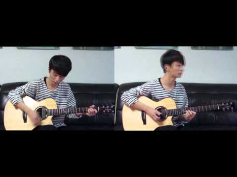 (oasis) Don't Look Back In Anger - Sungha Jung video
