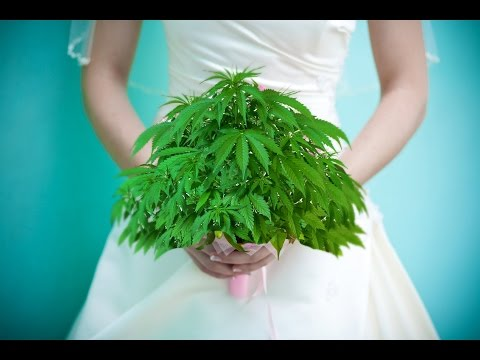 A Weed Wedding Could Save You Thousands