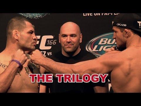 UFC 166: Cain Velasquez vs Junior Dos Santos 3 Weigh-in + Staredown (HD)