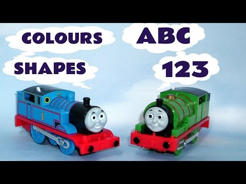 Peppa Pig Play Doh Thomas And Friends Abc 123 Colours Shapes Sesame Street Educational Learning Song video