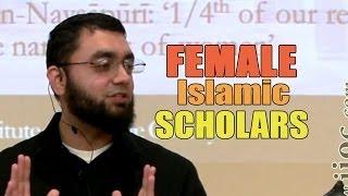 Female Islamic Scholars – Mustafa Umar