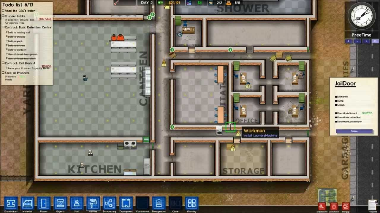 how to sell license plates prison architect