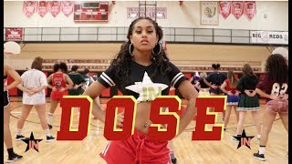 Ciara Dose Dance Audio Atheinstituteofdancers Choreography Cedric Botelho