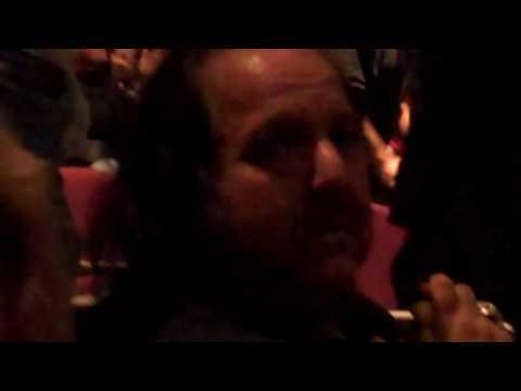 SHIRLEY JONES : Ron Jeremy, Phoebe and Danny Sinatra