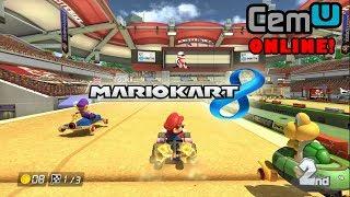 Cemu Emulator 1.11.0c | Mario Kart 8 (ONLINE!) [1080p] | Nintendo Wii U