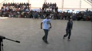 Open Jigging Competition @ Midway Lake Music Festival 2010