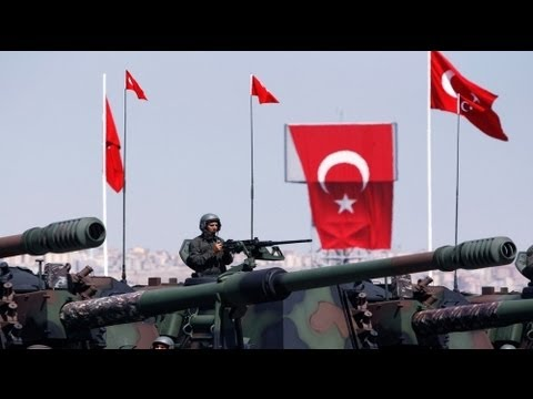 Turkish government's power trial of military