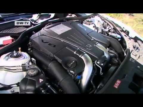 Mercedes CL - новое поколение купе класса люкс
