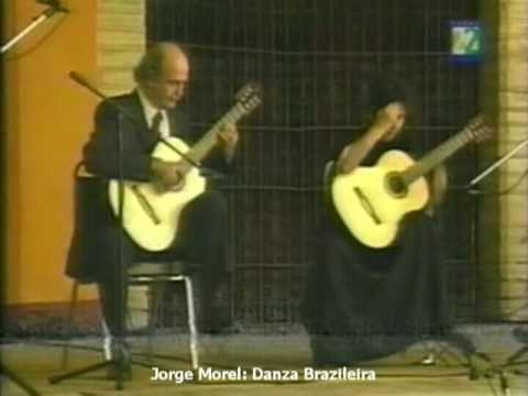 Jorge Morel: Danza Brasilera, Danza Brasileira - Evangelos&Liza.mpg