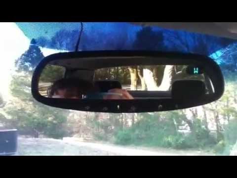How To Set The Subaru Homelink Garage Door Opener On An