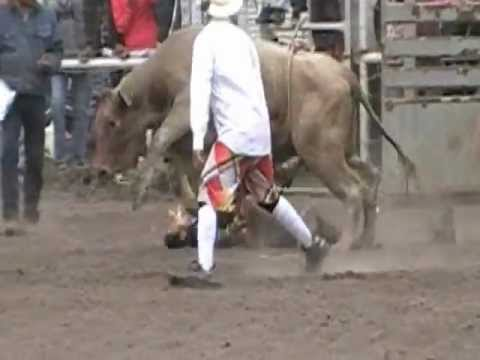 Boys Steer Riding (WRECK) - Steven Wolftail