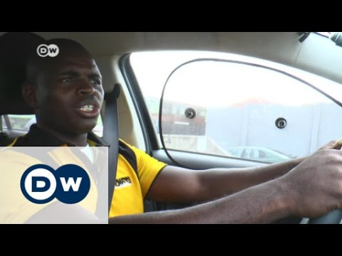 Lagos: High-Speed-Internet im Stau | DW News
