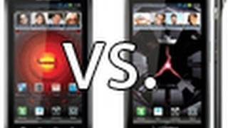 Motorola DROID 4 vs. Motorola DROID RAZR! Official Specs & Pictures LEAKED!