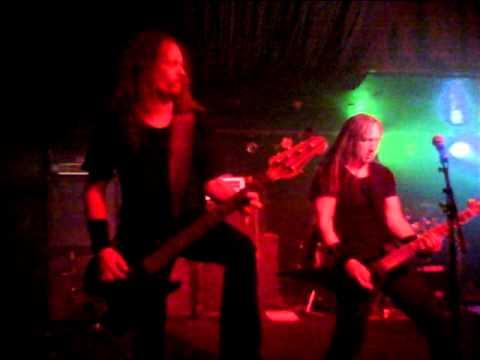 Exodus (Bay area thrash) Nottingham 2010