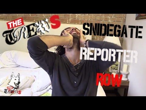 New Era Reporter Row: What's The Agenda? Russell Brand The Trews (E202)