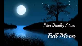 Watch Peter Bradley Adams Full Moon Song video