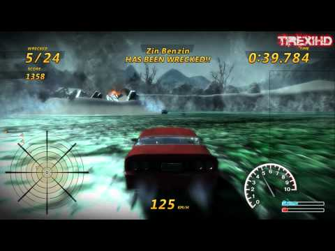 FlatOut 3: Chaos &amp; Destruction HD gameplay