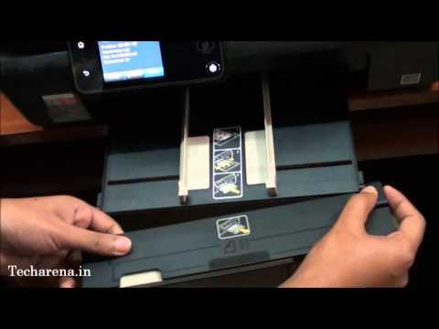 HP Deskjet 5525 Review and Assembling Guide