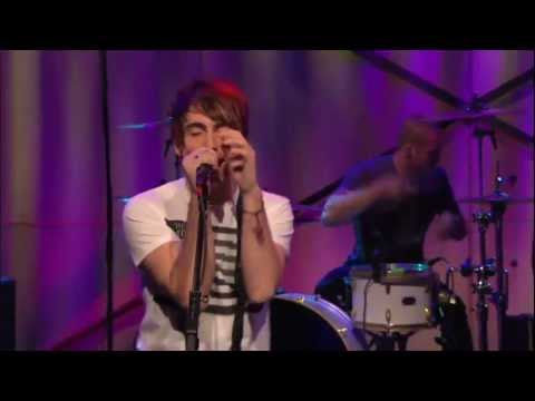 All Time Low - I Feel Like Dancin' Live  Hoppus On Music Hd video