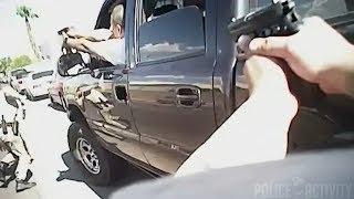 Bodycam Shows Police Fatally Shooting Man in Las Vegas Shootout