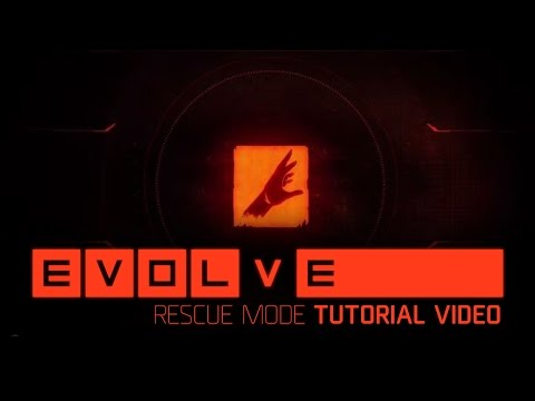 Evolve Tutorial Rescue