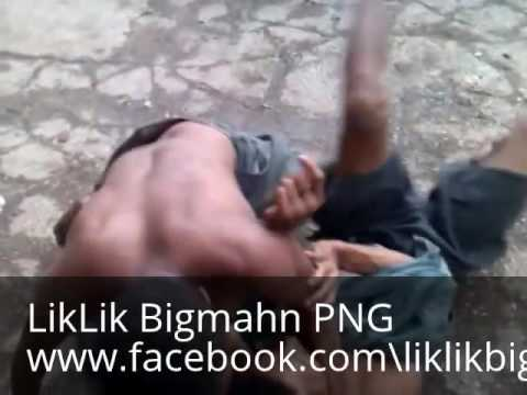 PNG funny fighting 😅😅👆👆👊