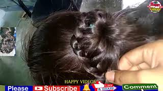 new latest hair style video 2018