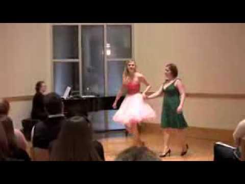 WICKED Medley Part 2 - OVERDONE Cabaret