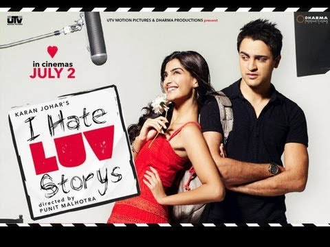 I Hate Luv Storys - Theatrical Trailer (2010) - Imran Khan & Sonam Kapoor - Hindi Movie - Official video