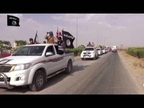 Life under ISIS rule in Mosul