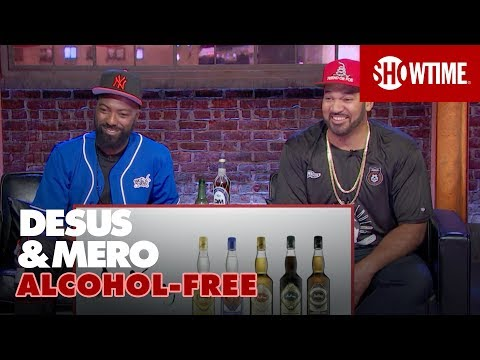 For a Relaxing Time, Make It... Non-Alcoholic Alcohol? | DESUS & MERO | SHOWTIME