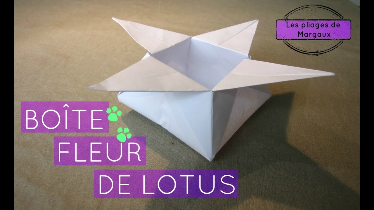 How to make a origami lotus flower youtube 4408684 114searchfo origami clover flower instructions paper kawaii izmirmasajfo
