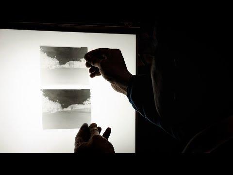 Recreando la foto más antigua de España con una cámara estenopeica