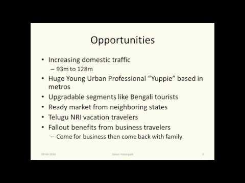 Vizag tourism SWOT & suggestions