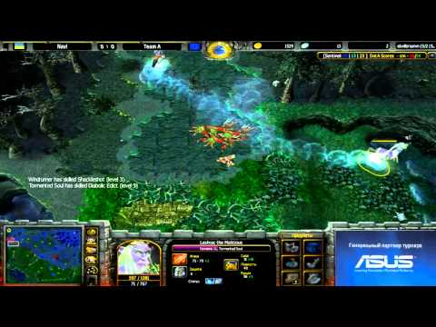 Natus Vincere vs Team A @ ICSC 8 Game 1 by v1lat