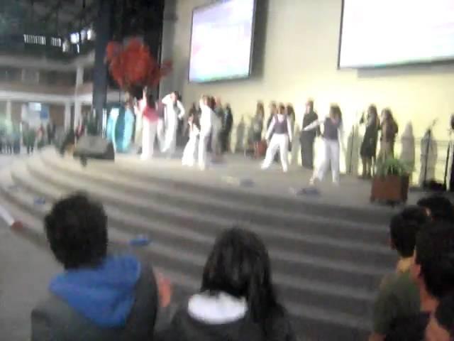 Culto de alabanza en Manantial de Vida Eterna - En la Tierra y en el Cielo Sede Norte