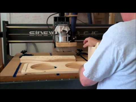 Making a Dog Bowl Stand.wmv - YouTube