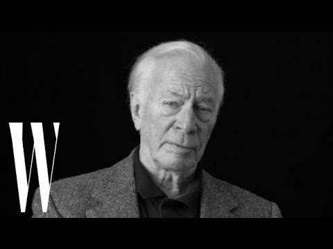 Lynn Hirschberg's Screen Tests: Christopher Plummer